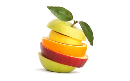 Selections of Fruits for HCG